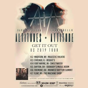 Altitudes+Attitude US Tour